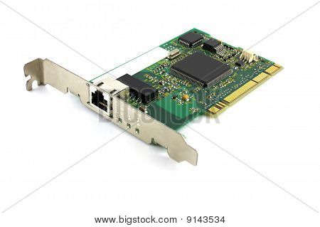 Old Network Card For Computer