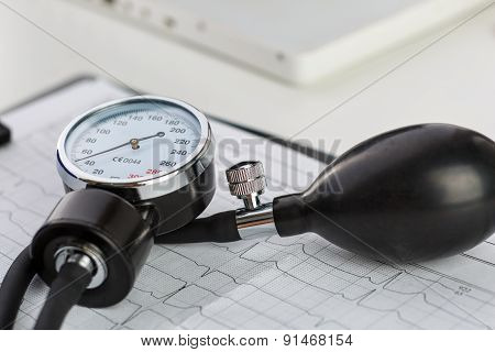 Blood Pressure Measurer