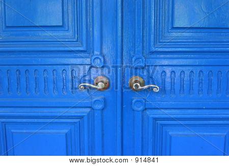 In Through The Blue Door