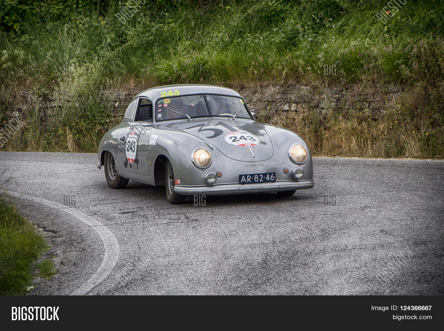 PORSCHE 356 1500 Coupé 1952 PESARO Image & Photo | Bigstock