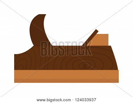 Jointer vector. Jointer illustration. Jointer isolated on white. Jointer icon. Jointer isolated. Jointer silhouette. Jointer  flat style. Jointer tool
