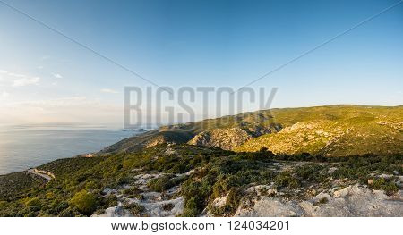 Landscape Of Zante Island