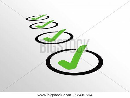 Lista de verificação do ponto de vista