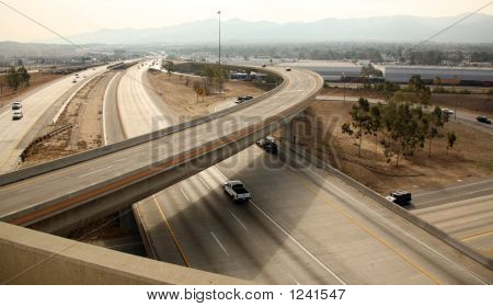 Freeway Interchange