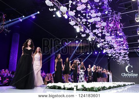 Sofia Fashion Week Models