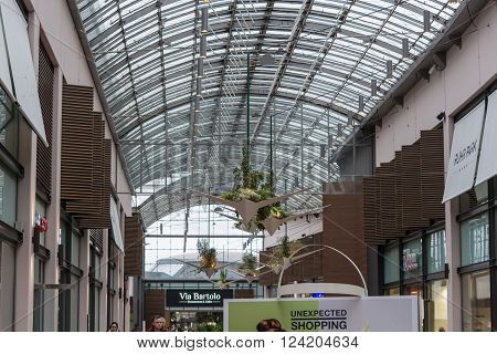 BOCHUM NRW GERMANY - JANUARY 11 2016: