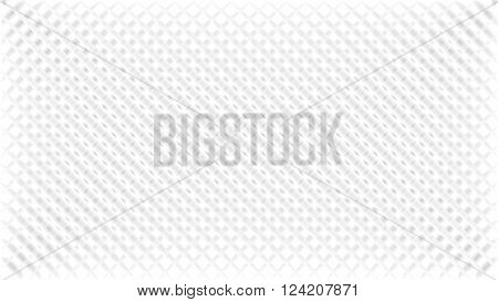 Abstract white background with grey metal effect diagonal texture in vector