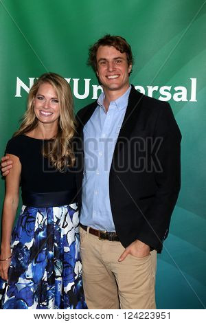 LOS ANGELES - APR 1:  Cameran Eubanks, Shep Rose at the NBC Universal Summer Press Day 2016 at the Four Seasons Hotel on April 1, 2016 in Westlake Village, CA