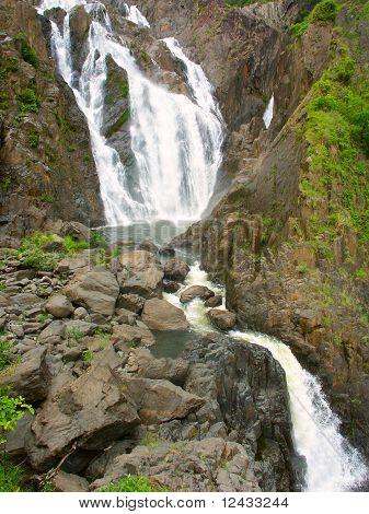 Barron Falls - Queensland, Australia