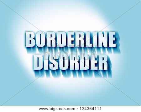 Borderline sign background with some soft smooth lines