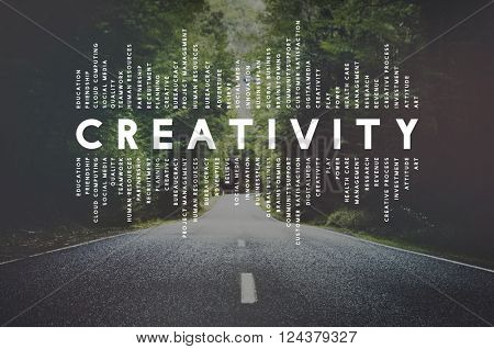 Creative Creativity Ideas Innovation Development Inspire Concept