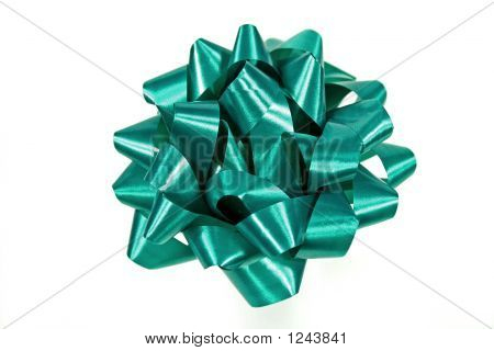 Green Gift Decoration