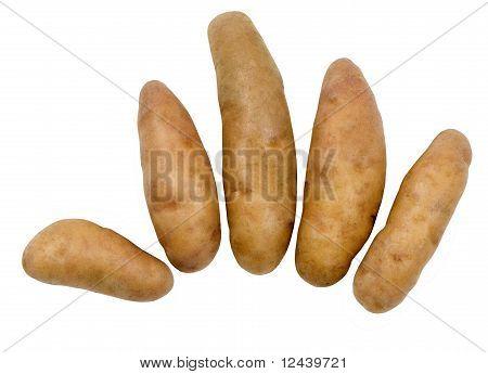 ruby fingerling potatoes