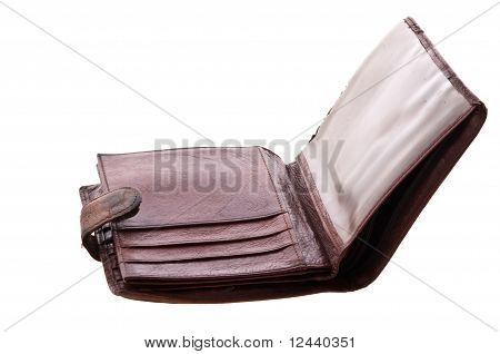wallet isolated
