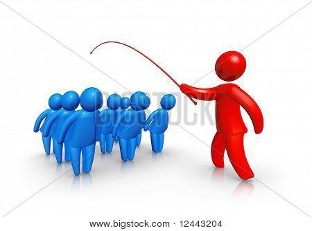 Employee Flogging