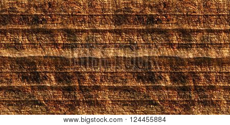 the stratified canyon seamless texture 3D illustration