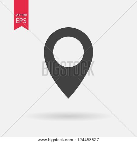 Location icon Vector, Location icon Object, Location Icon Picture, Location Icon Graphic, Location Icon Drawing, Location Icon JPG, Location Icon JPEG, Location Icon EPS, Vector illustration poster