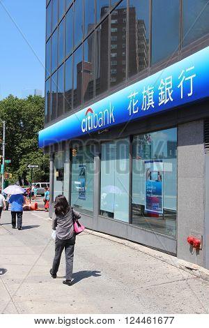 Citibank, Usa