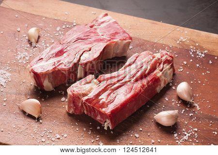 Jerked Beef Steak