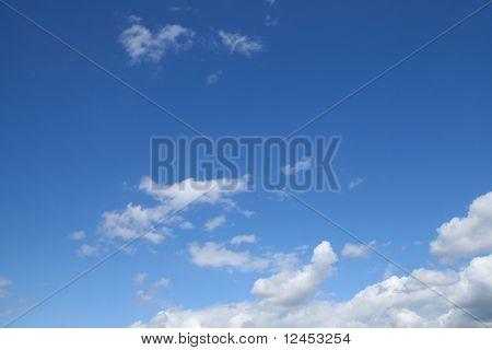 blauer Himmel