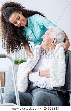 Taking Care Of Patient's Comfort