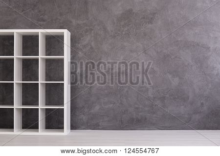 New Interior Design With Decorative Cement Wall