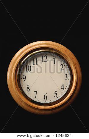 Blank Clock