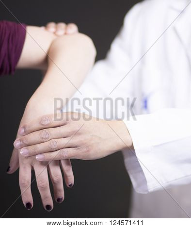 Doctor Patient Medical Examination