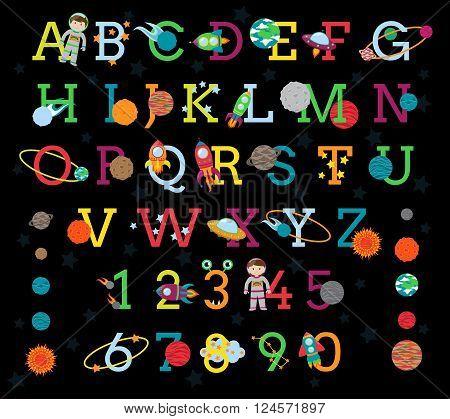 Space Alphabet1.eps