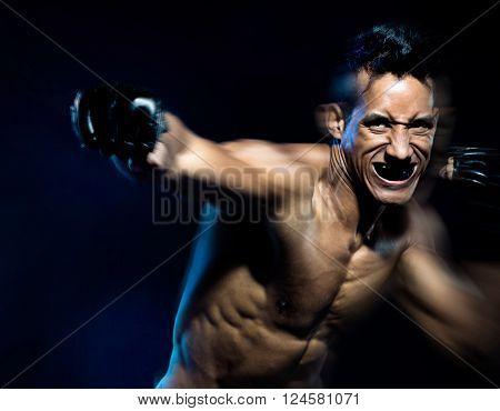 Mixed Martials Arts Power