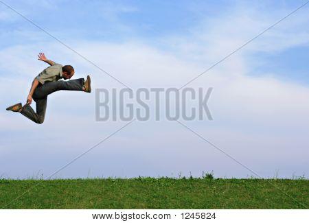 Athletic Jump