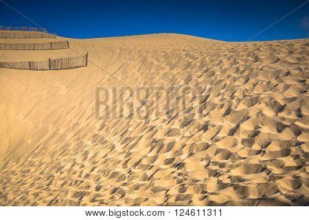 Dune du Pyla - the largest sand dune in Europe Aquitaine France