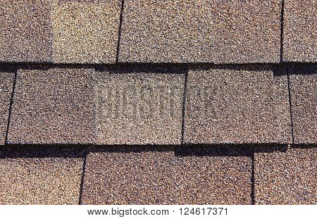 Roofing Shingles Wood Shake  Tab Style Pattern