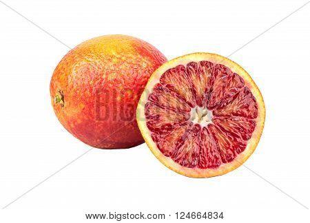 Sicilian Orange Fruit