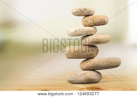Stone Stack.