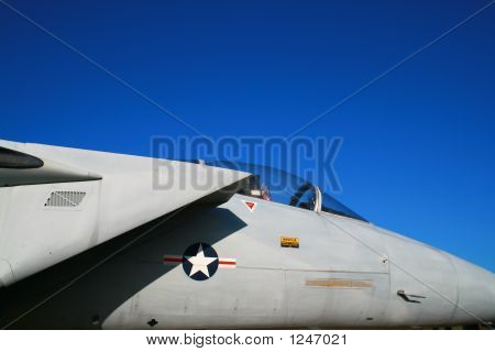 F-15A Eagle Fighter