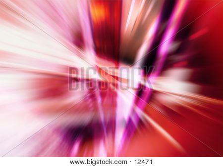 Abstract Burst 1