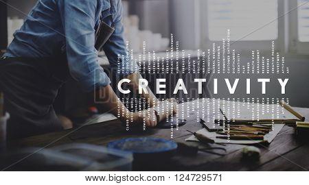 Creative Creativity Ideas Innovation Development Inspire Concept