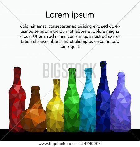 Polygonal Bottles-01.eps