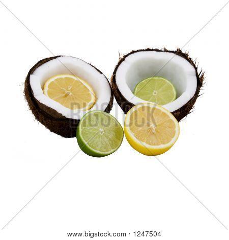 Lemon Lime Coconut