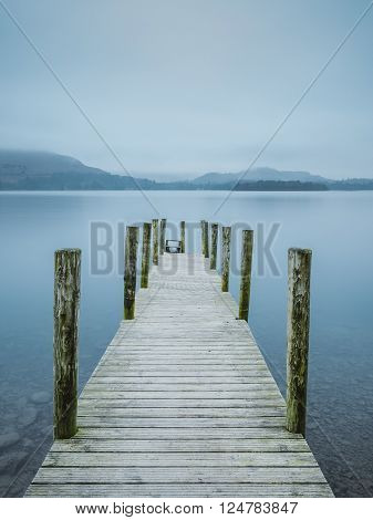 Calm Jetty