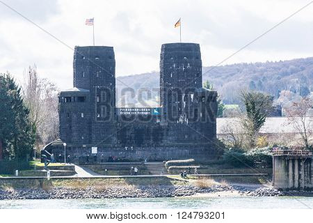 ERPEL GERMANY - MARCH 27 2016: