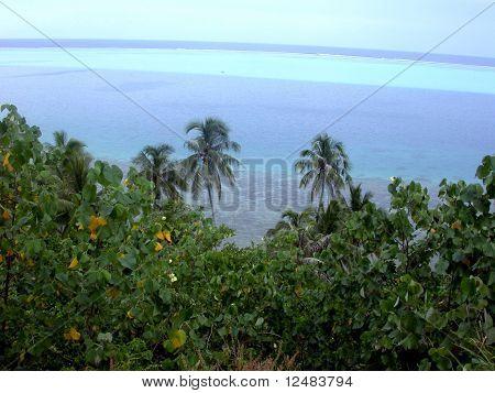 Beautiful Huahine