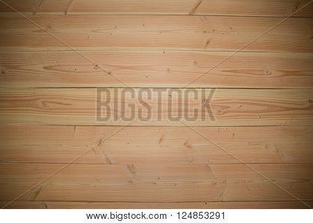 Douglas Fir Timber With Dark Brown Paint In Center - Modern And Exotic
