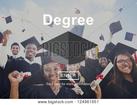 Degree Education Diploma Education Level Concept