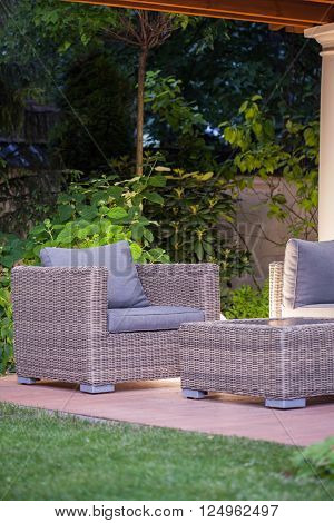 Beautiful Wicker Furnitures