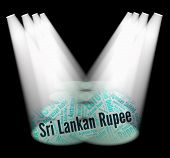 Sri Lankan Rupee Meaning Foreign Exchange And Coinage poster