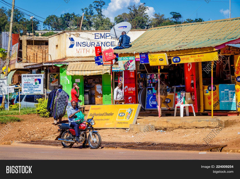 Kampala Uganda Image Photo Free Trial Bigstock