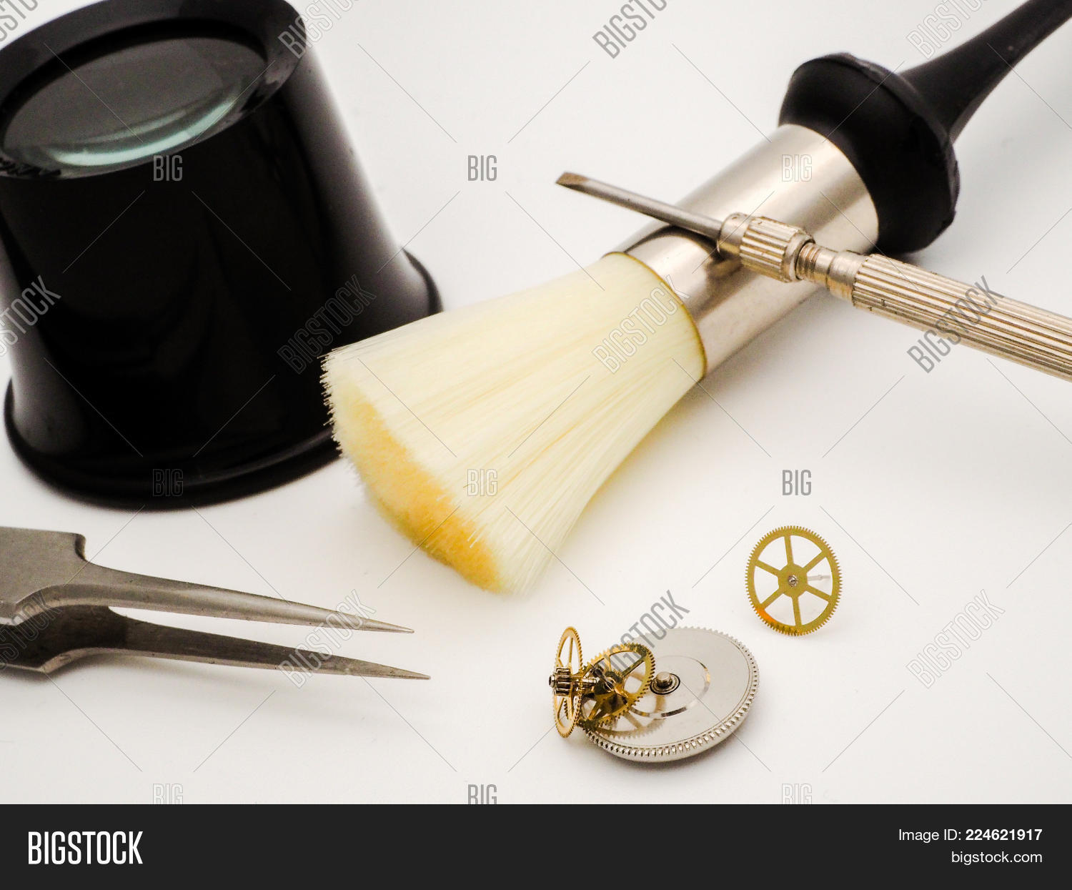 Watchmakers Precision Image & Photo (Free Trial) | Bigstock