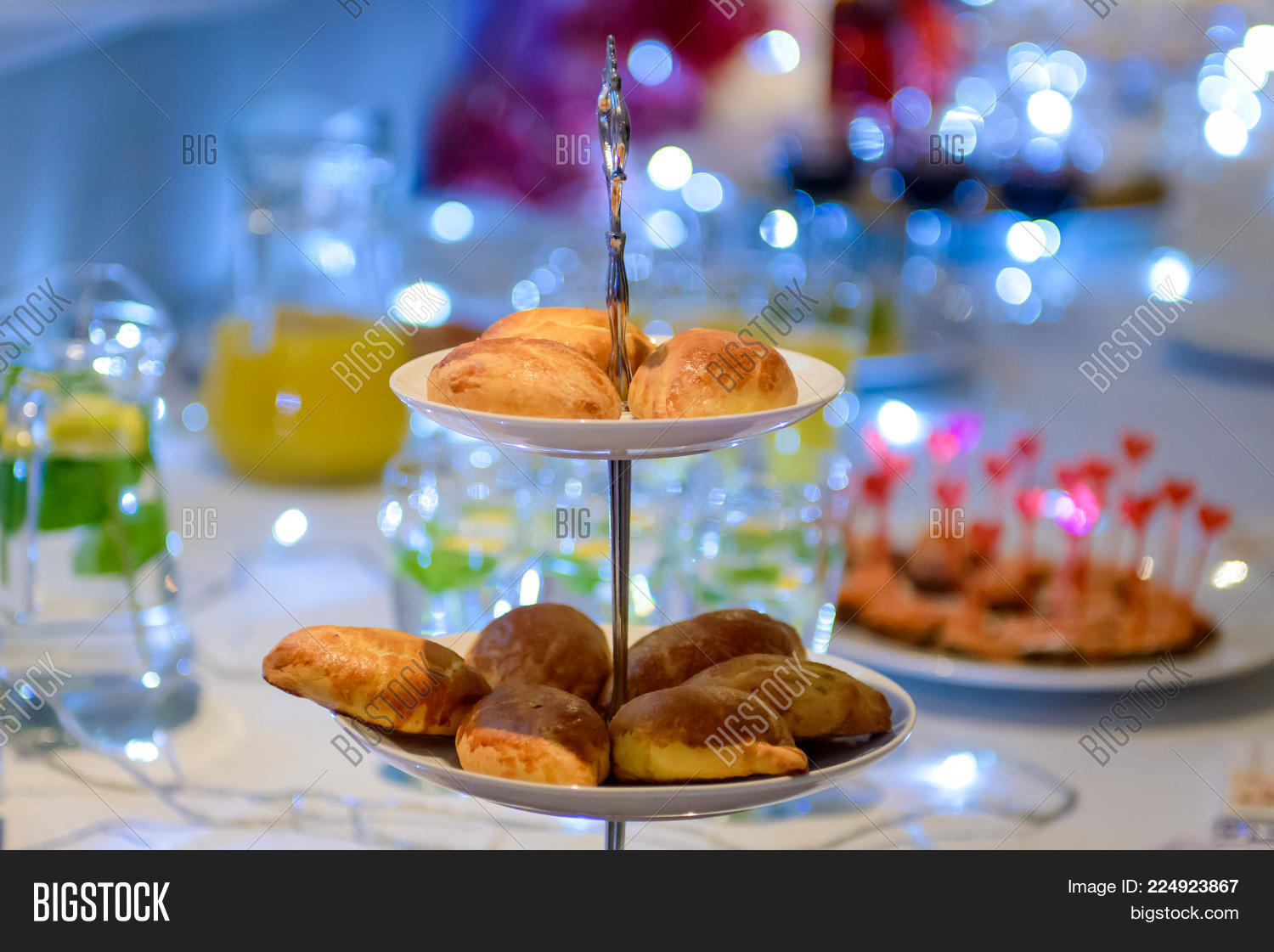 Mince Pies On Holiday Image Photo Free Trial Bigstock